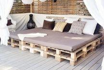 Terrassen / gode ideer til min terrasse