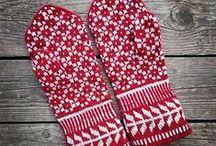 Knitting & Garn