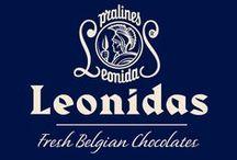 Leonidas Chocolate, the Belgian specialty