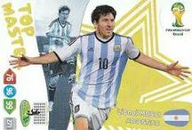 World Cup 2014 Brazil  / for collectors of cards
