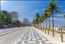 Viajar a Brasil / Recorré las bellezas naturales que ofrece #Brasil.
