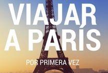 Viajar a Francia / Recorré las maravillas que ofrece este encantador país y paseemos juntos por sus rincones.