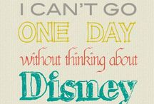 Disney / My favorite place to be, even more than Hawaii! / by Sharon Burk