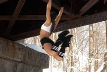 CrossFit Chicks / Querido Papá Noel, ¿puedo el año que viene estar tan en forma como estas chicas, POR FAVOR? ¡Que soy muy crossfitera!