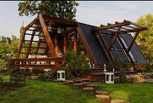 Eco house ideas!