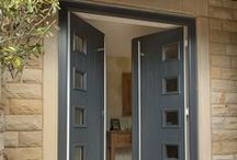 The Contemporary Italia Collection / The Contemporary Italia Collection is quite simply the most luxurious range of composite doors in the UK market today, which has been inspired by the Italian passion for design and style.
