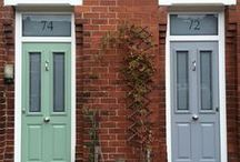 The Ludlow Range / The Ludlow is based on a traditional door design and is our most popular style of door and with good reason.