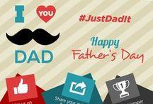 Father's day Campaign #JustDadit