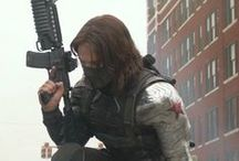 Cosplay - Bucky