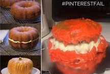 Pinterest Fails / Everyone loves to hoard ideas with Pinterest, but what happens when they try when they pin?