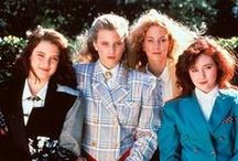 We Love the 80's / Movie's, music, fashion and the big hair! Some of our favorite things from the 80's