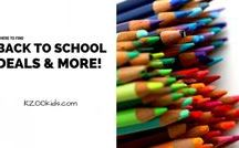 Back to School... / It's time to go back to school...here are some tips to have the best year ever!