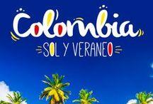 Viajar  a Colombia / Si quieres conocer el paraíso, entonces es hora de que viajes a Colombia con Despegar!