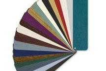 20 Colour Options / We offer the largest range of composite door colours from stock in the UK. Choose from 20 colours inside and/or outside of the door, with 18 frame combinations. Amongst our hugely diverse colour range is a number of industry firsts including Rich Aubergine, Chartwell Green, Duck Egg Blue, French Grey and Irish Oak.