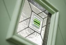 Beautiful Glass / A fine selection of beautiful glass to perfectly complement your choice of door. Whether modern or traditional you will find a glass style to really make your door stand out.