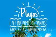 Viajar por Latinoamérica / Los mejores destinos para planificar tu viaje por Latinoamérica.