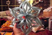Christmas Decorations! / From DIY's to gorgeous store bought pieces. eMarketing Loves the Holidays!