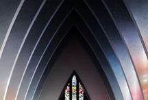 architecture : modern churches / modern religious buildings