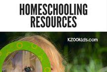 KZOO Homeschoolers