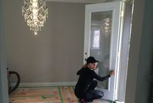 My Renovation from the Reno Rebel / I love to renovate and just make things pretty. Rental Properties