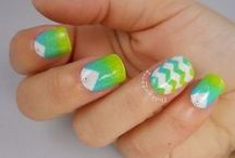 My Nail Art - Dollface22772/ A Day In The Life Of Dollface / Some designs that I've created & re-created over the years