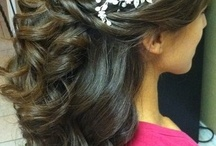 HAIR IDEAS / by Nathalie Wallace