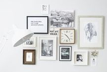 Feature Walls / Give your room the wow factor with a feature wall that can set the tone for your whole interior design theme - or simply add the finishing touches.