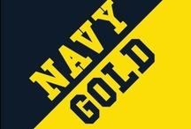 Navy & Gold / by IMC Sport Novelties
