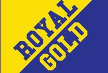 Royal & Gold / by IMC Sport Novelties