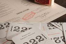 Bars & Restaurants - Branding