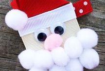 Christmas Craft Ideas!  / All things Christmas!!!