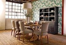 Delicious Dining Rooms / Entertain in style with these delectable design ideas for your dining room.