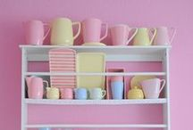 Style: Pretty Pastels / Pastels - perfect for those who want their interiors to be confidently stylish, without needing to shout about it from the rooftops.