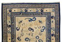 Tappeti Cinesi antichi