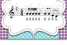 sweet sounds: melodic activities / Ideas for your elementary music classroom - Kodaly-style! Melodic Activities, Kodaly ideas for my elementary music classroom! Music, music education class, beat, rhythm, melody, harmony, ostinato, accompaniment, Kodaly, Orff, music composition, high and low sounds, melodic contour