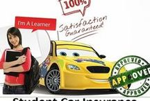 Student Car Insurance / Baddrivingcarinsurance.com offers insurance to college students to maintain good grades with comparing lowest cost rating quotes online.