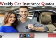 Weekly Car Insurance Quote / Baddrivingcarinsurance.com offers weekly car insurance quotes online with affordable prices within your budget.We offers car insurance for a weekend to teenagers and first time drivers with guaranteed satisfaction. Get started now to buy car insurance for 1 week. Apply now to get weekly car insurance cover. Save money.