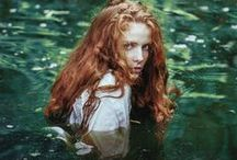-for school-Past modern 2 / inspiration- Näkki and underwater flowiness ~~