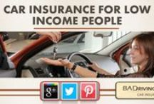 Low Income Car Insurance Policy / Baddrivingcarinsurance.com offers car insurance for low income families at manageable rates to reduces premium payments. Get online auto insurance for low income now to drive more!