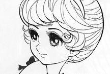 Manga and anime / ロマンチック美術   萌えを一欠片