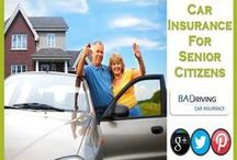 Car Insurance For Senior Citizens / Baddrivingcarinsurance.com offers car insurance for senior citizens at lowest price. We offers cheap car insurance for senior citizens with instant approval of easy quotes on net which satisfied senior's needs. Get started now to find senior car insurance discounts on free quotes.