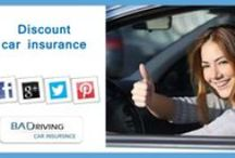 Discount Car Insurance Quote / Baddrivingcarinsurance.com offers discounts on car insurance with lowest rates. Get discount car insurance quotes to lower premium rates for teachers and students! You can also check out our instant approval on military car insurance with best discount! Go hurry to get quick service on net!