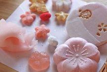 和菓子 / おいでませ。