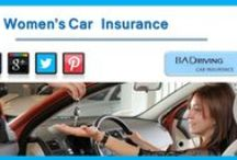 Women's Car Insurance / Baddrivingcarinsurance.com Offers Auto Insurance For Young Women, Elders And Even Car Insurance For Women Over 50 With Lowest Price And Big Discounts! Find Out If Your Women's Car Insurance Company Is Screwing You With Instant Approval! Compare Car Insurance Rates For Lady Driver From Several Companies In Just 5 Minutes!
