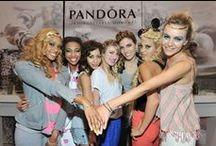 Celebrities wearing Pandora