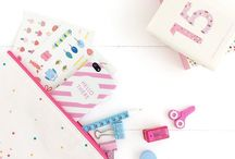 Stationary and note books / Kikki k and smiggle my favourite things