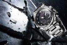 Casio G-Shock / Gli orologi Casio G-Shock sono rubusti e affidabili orologi subacquei economici con molte funzioni aggiuntive per immersioni in acque basse e profonde, perfetti sia per sub amatoriali che professionali durante immersioni in apnea o con le bombole