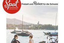 Spot Magazine Sommer 2015 #3_2015 / Vor Ort aus erster Hand – das regionale Reise- und Freizeit Magazin der Schweiz. Spot Magazine zelebriert einzigartige Orte und Menschen in der Schweiz und entdeckt dabei Altes neu und erforscht Neues aus 'Insider'-Perspektive. Wir fragen: Was passiert wann und wo, wohin lohnt es sich zu reisen, was können wir dort unternehmen und wo können wir speisen und übernachten.   E.Magazine: http://en.calameo.com/read/00296934452dc7bd20cb0