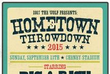 Wolf Hometown Throwdown 2015