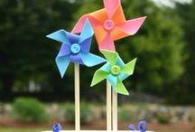 Kites and Pinwheels